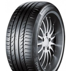 235/55R19 V ContiSportContact-5 SUV (101) FR XL CONTINENTAL TBL